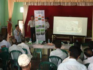 seminar in Myanmar