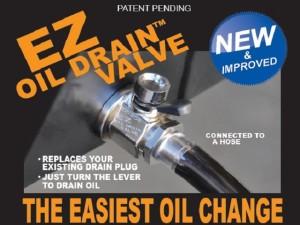 EZ Oil Valve